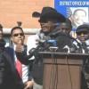Cientos se congregan en El Bronx para respaldar concejal Rubén Díaz