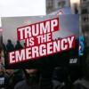 Convocan protestas contra declaración de emergencia nacional de Trump