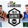 Partido de Futuras Estrellas acapara atención en la NBA