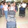 Dominicanos viajan en masa a RD por Semana Santa