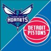 Charlotte y Detroit por  boleto a play off de NBA
