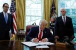 Administración Trump anuncia nuevas sanciones contra Irán