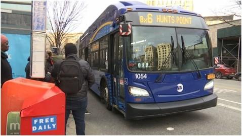 Trabajadores del transporte en NY podrían ser afectados por despidos