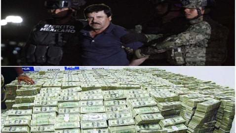 México tratará de recuperar para el país fortuna de El Chapo