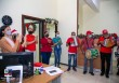 BANÍ   Con aguinaldo, Ayuntamiento da la bienvenida a la Navidad