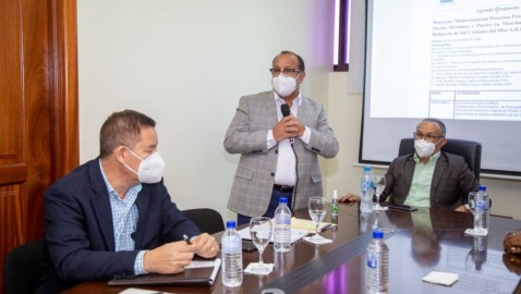BANÍ   Abinader autoriza atender pedido de alcalde Santo Ramírez