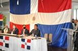 Consulado y entidades celebran Independencia dominicana