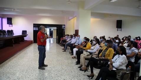 BANĺ | Buscan mejorar evidencias de PP en el Sismap municipal