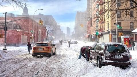 Ven invierno podría llegar antes de tiempo en NY