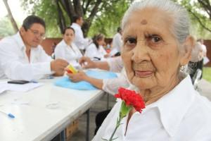 Envejeciente dominicana