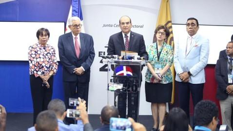 JCE aprueba Protocolo Sanitario en recintos y colegios electorales