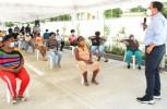Gobierno trasladará 220 familias hacia a La Nueva Barquita