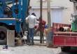 BANĺ   Avanzan construcciones de pozos filtrantes en el municipio