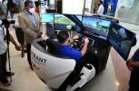 INTRANT instala simuladores de conducción en centros comerciales