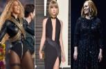 Canciones de Beyoncé y Adele entre las mejores de la historia