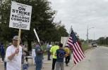 Más de 100 mil trabajadores anuncian huelgas en EEUU