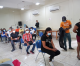 BANĺ | DPS-Peravia arrecia campaña de vacunación